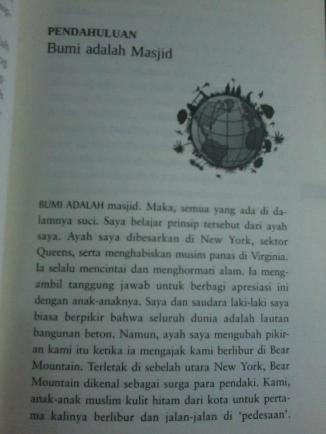 Bumi adalah masjid 1