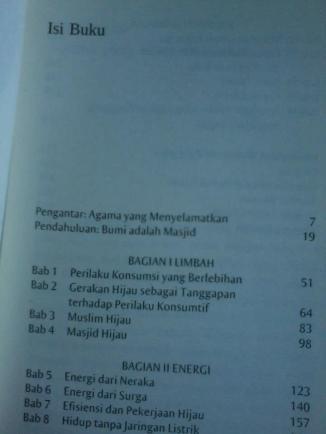 Daftar isi 1